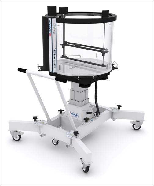 射束扫描系统3D SCANNER